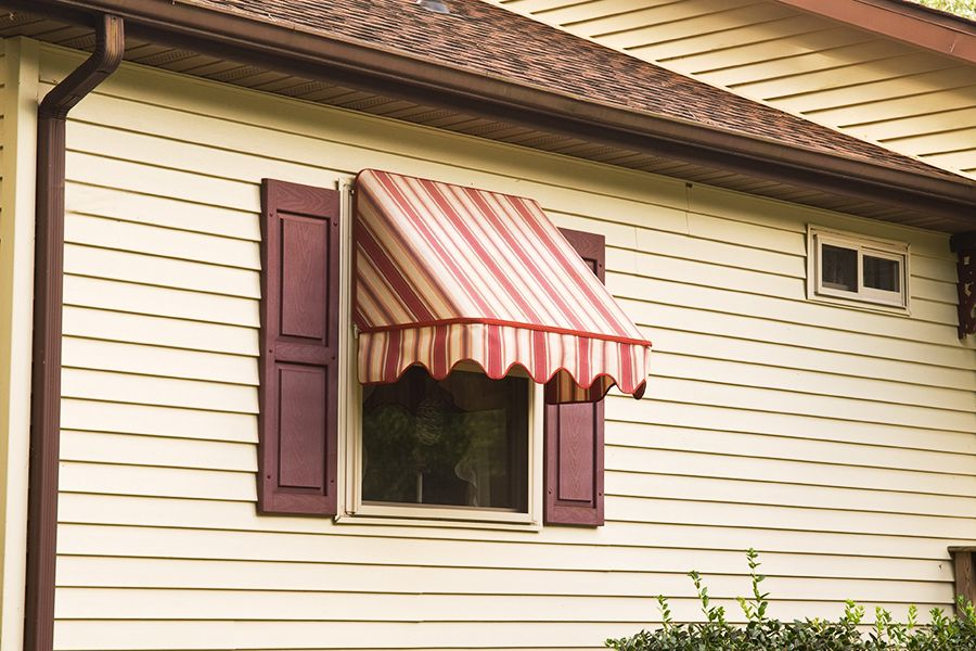 Window awning awnings for homes pinterest