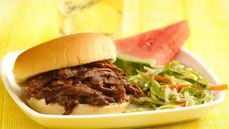 Bbq beef sammies | Food | Pinterest