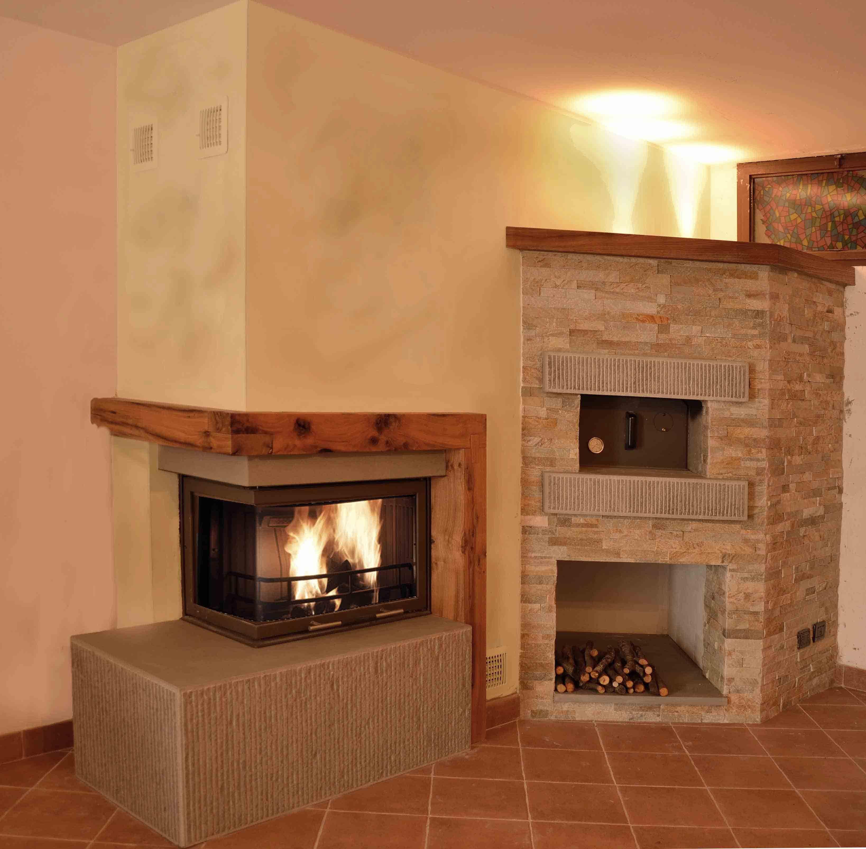 Cucine In Muratura Rustiche Con Forno A Legna. Finest Barbecue In ...