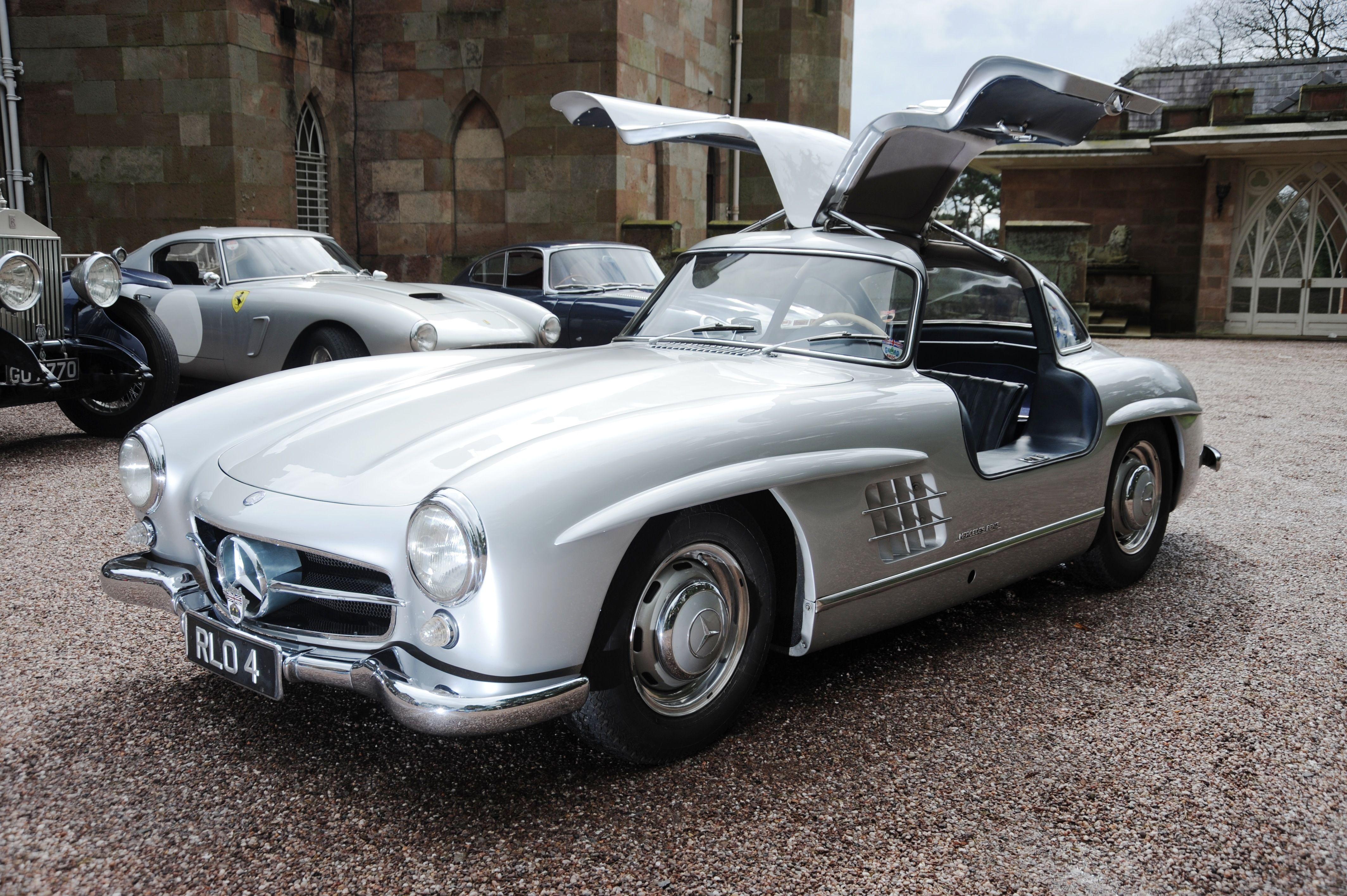 1955 mercedes benz 300sl gullwing european sports cars for 1955 mercedes benz 300sl gullwing