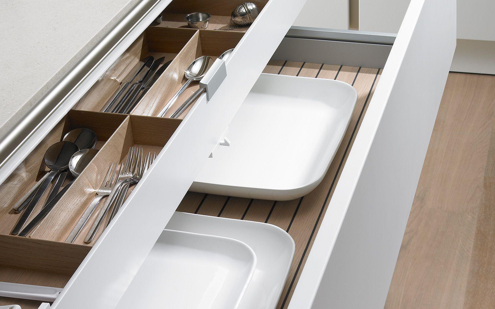 Dovy Keukens Accessoires : Keuken Greeploos Hout Moderne keuken in strakke loft