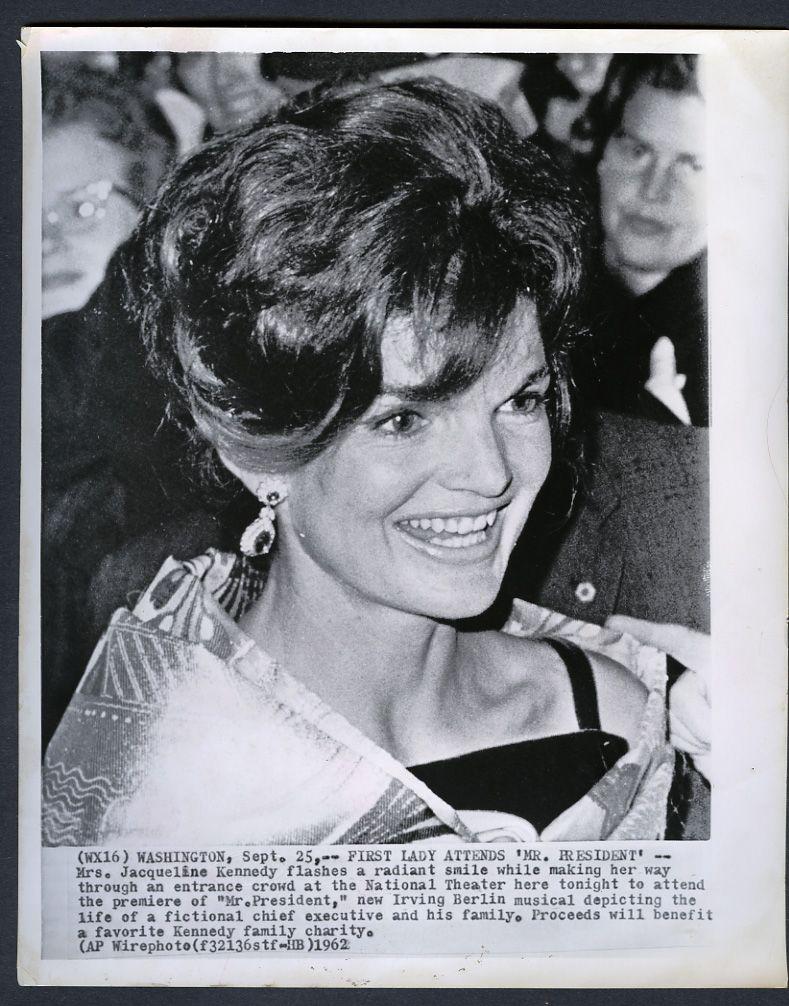 Jackie Kennedy Hairstyles