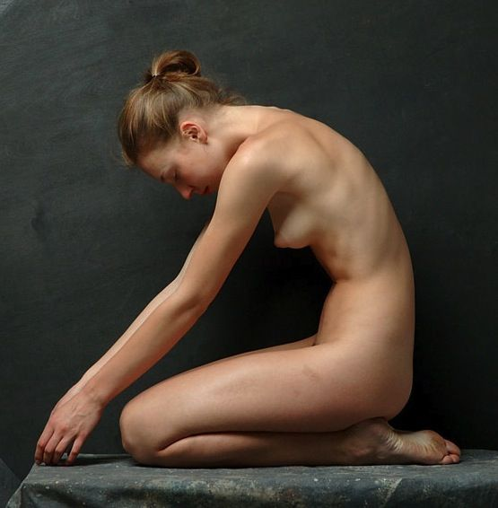 For the Nude hardcore drawings