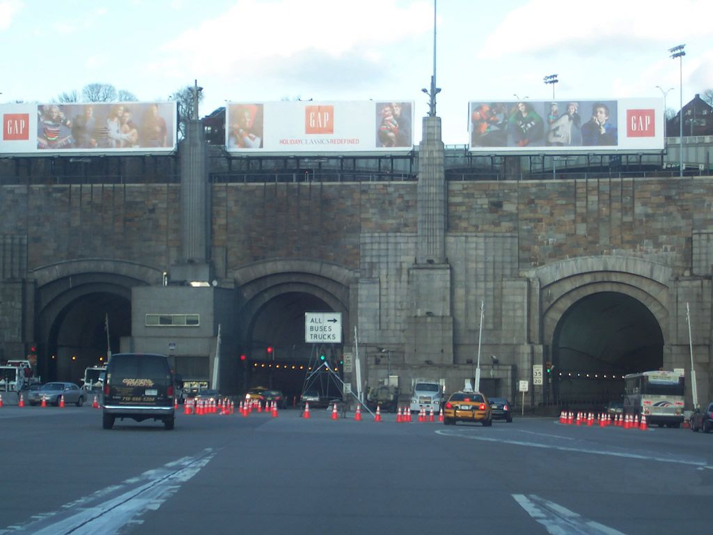 Lincoln Tunnel New Jersey Pinterest