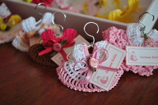 recuerditos para baby shower manualidades pinterest