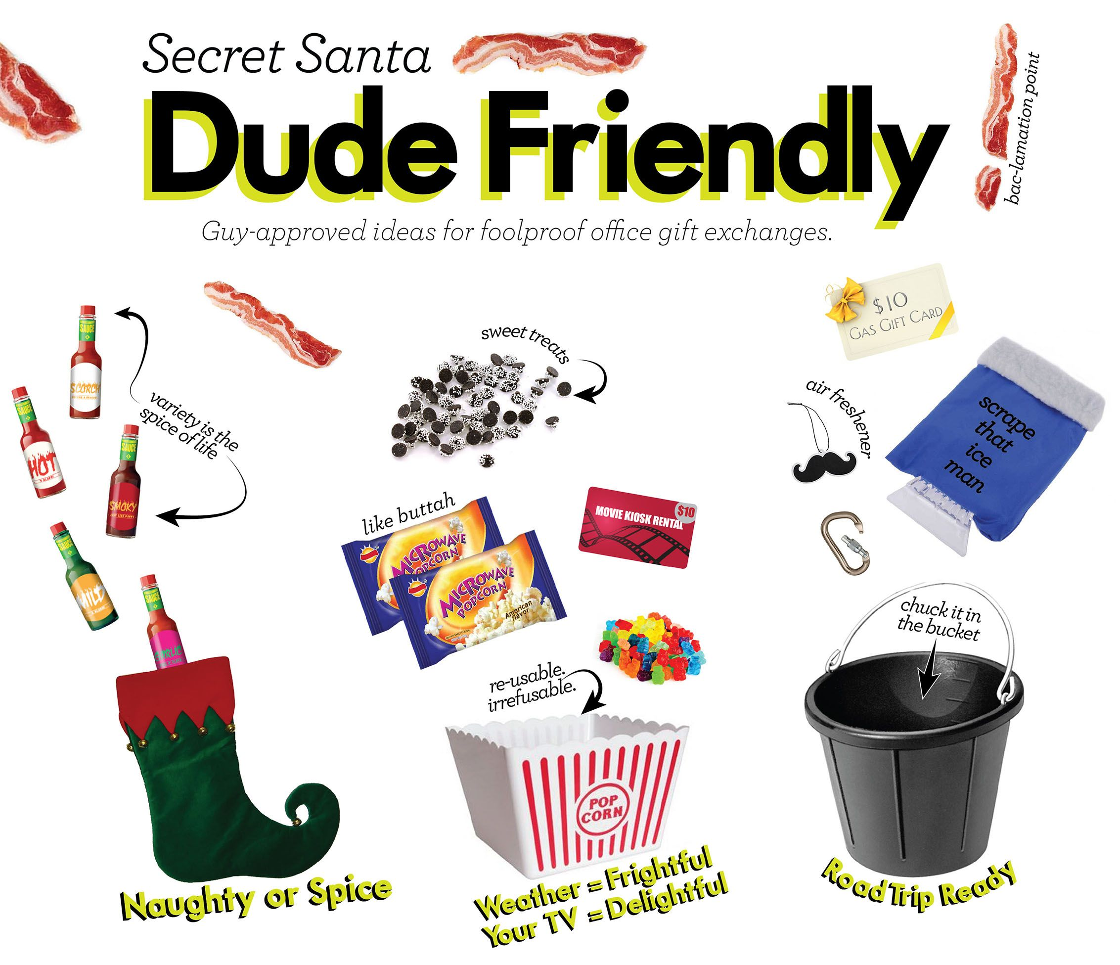 Secret santa gift ideas gifts and ideas for office review ebooks