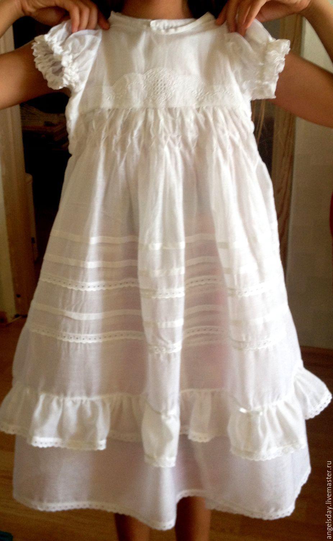 Крестильное платье для девочки 96