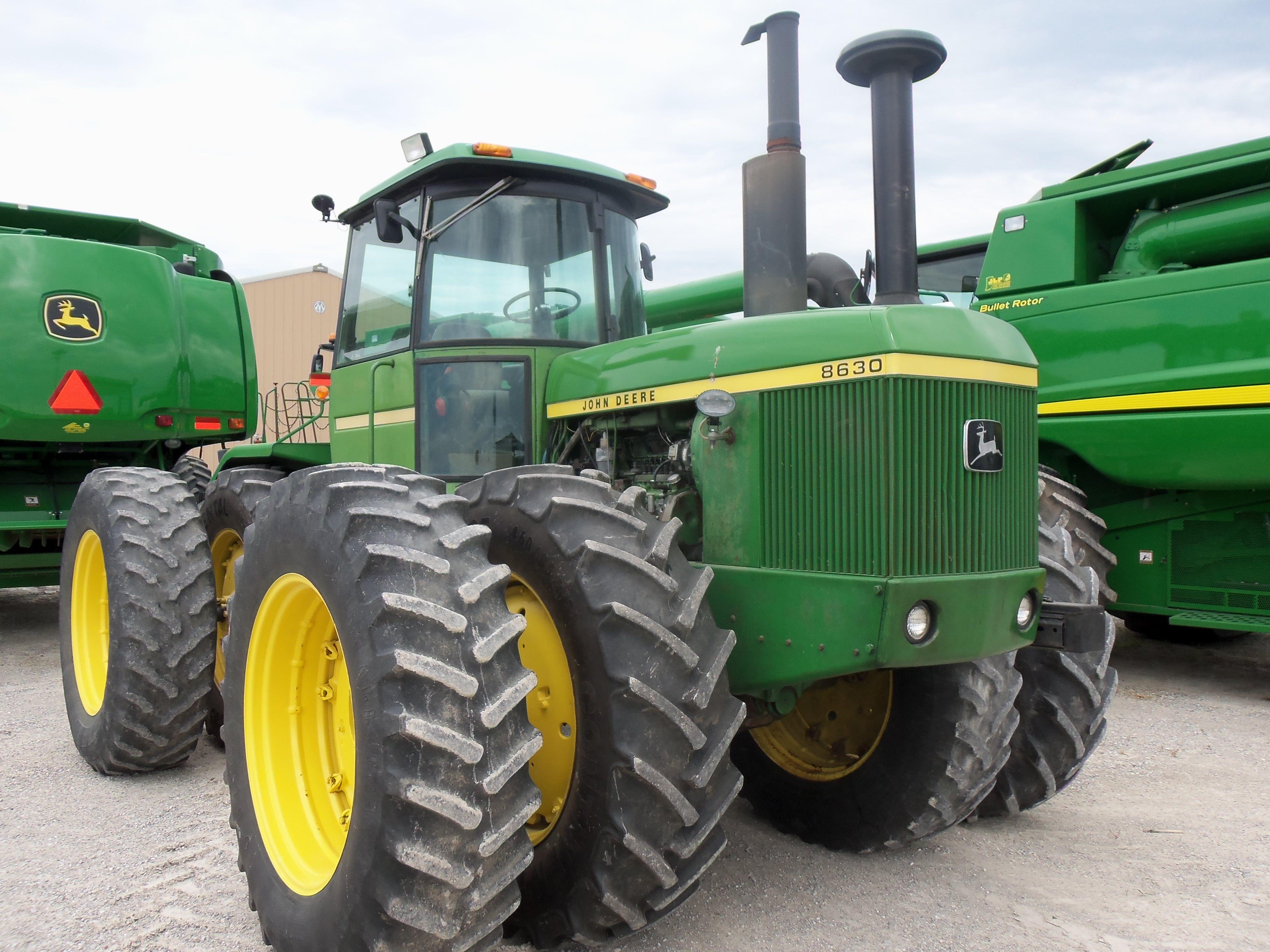 275hp 8630 | John Deere equipment | Pinterest