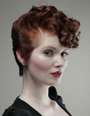 21 Splendid Retro Chic Hairstyles You Must Love photo