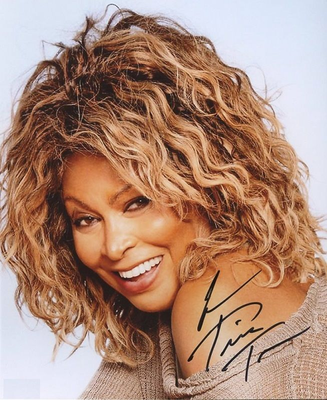Tina Turner | Hair -- Styles And Cuts | Pinterest