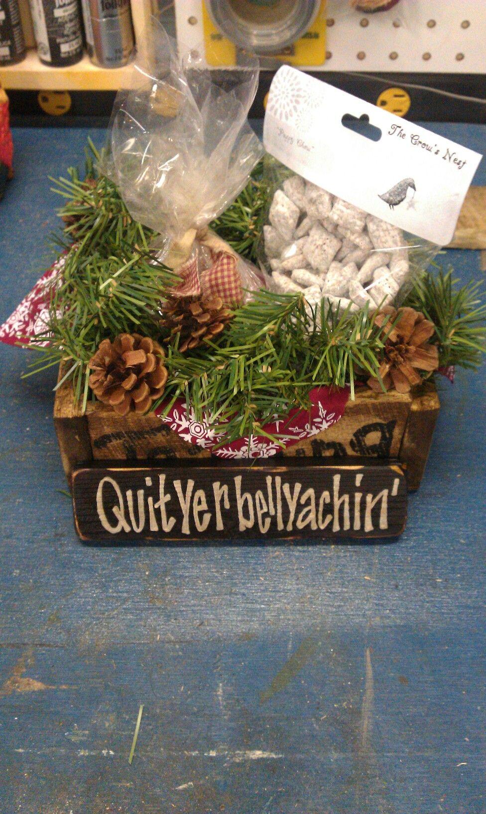 Handmade Gift Basket Ideas : Homemade gift baskets ideas