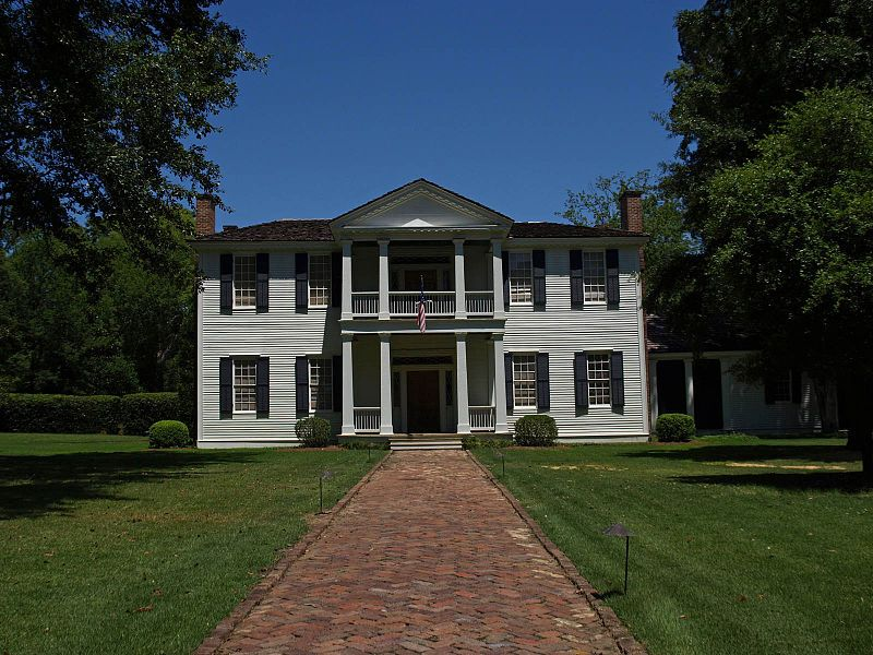 Pin by melinda cowan on alabama famous historic houses Home builders in montgomery al