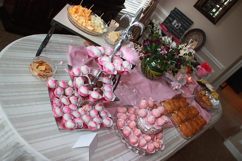baby shower food table party ideas pinterest