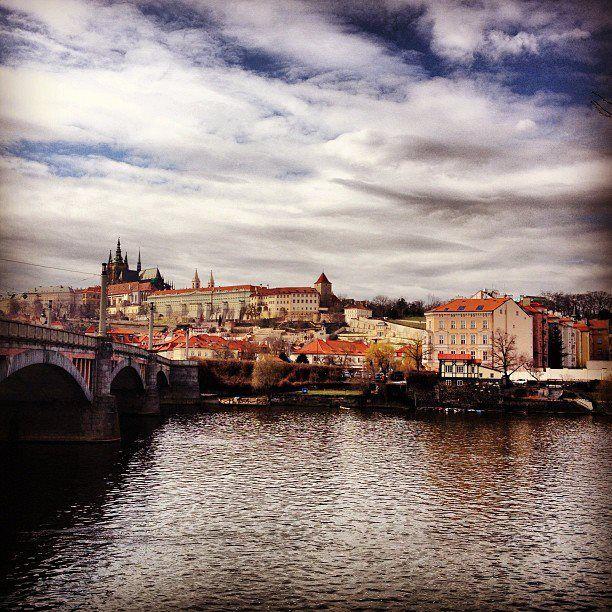 ...Prague...