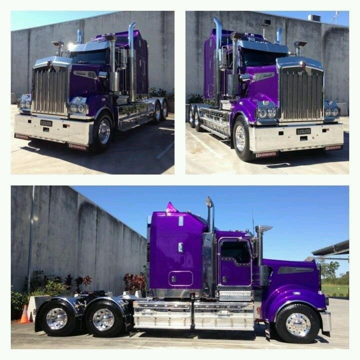 pin kenworth truck pictures to pin on pinterest tattooskid. Black Bedroom Furniture Sets. Home Design Ideas