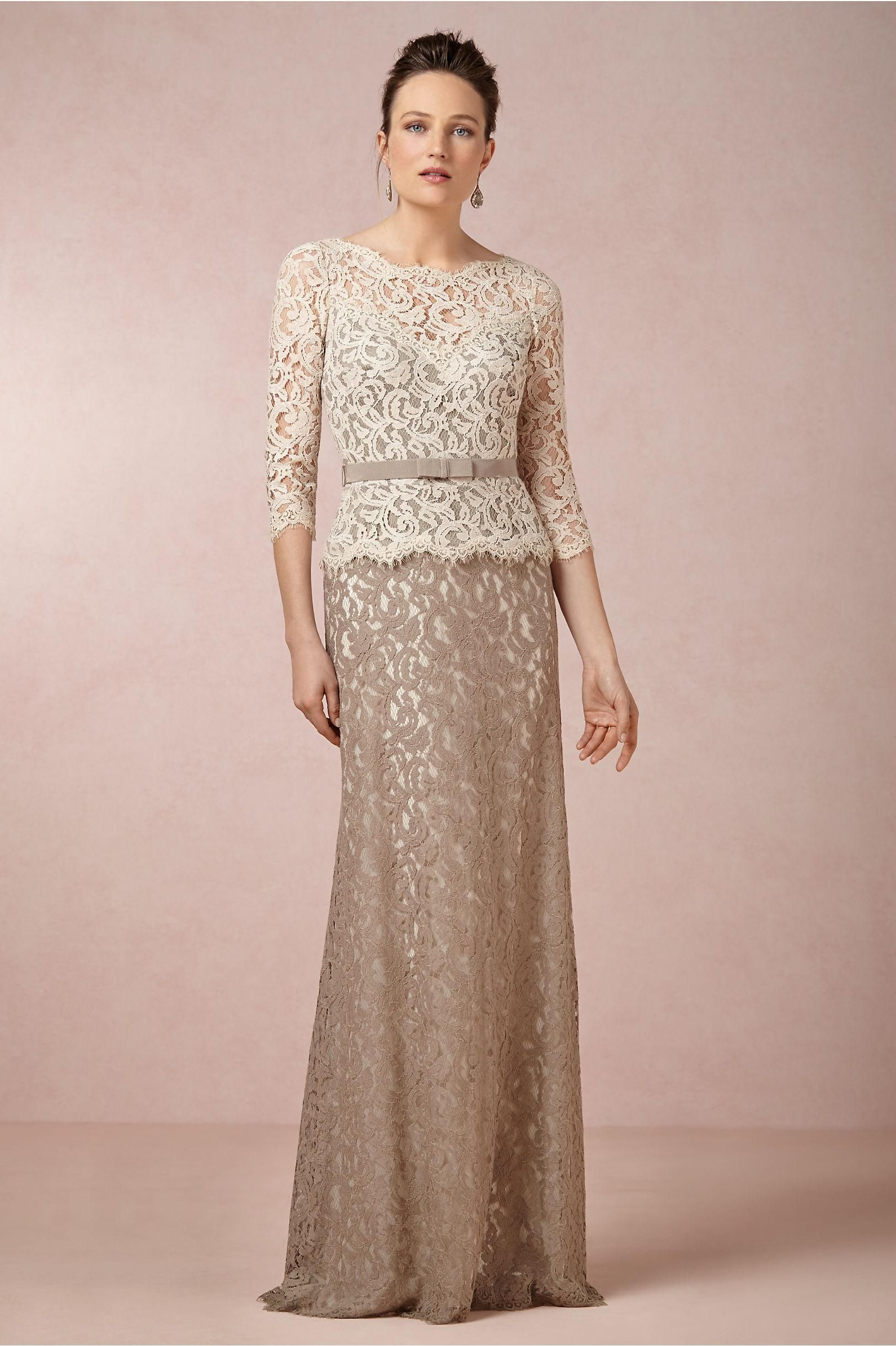 Two Piece Mother Of The Bride Dress Wedding Pinterest