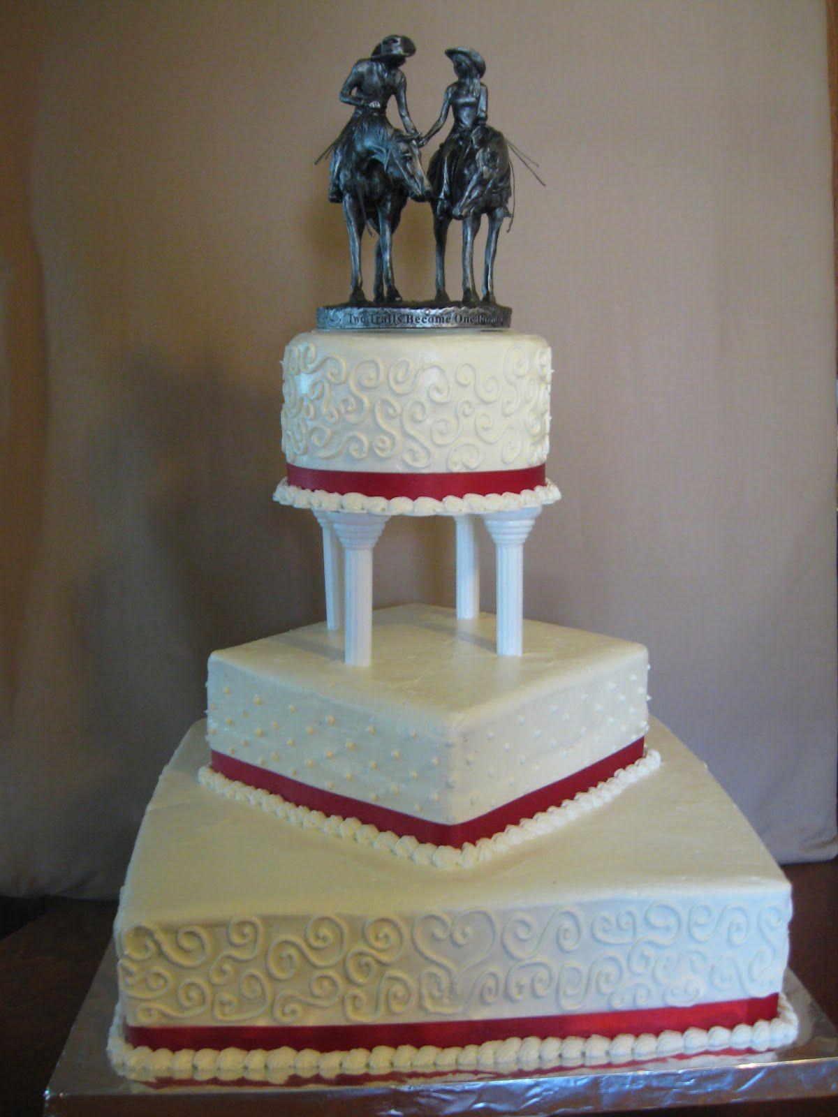 Western Wedding Cakes BEAUTIFUL WEDDING CAKES