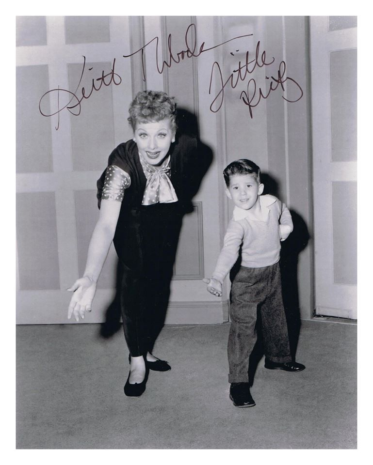 Lucy and little ricky i love lucy pinterest for Who played little ricky in i love lucy
