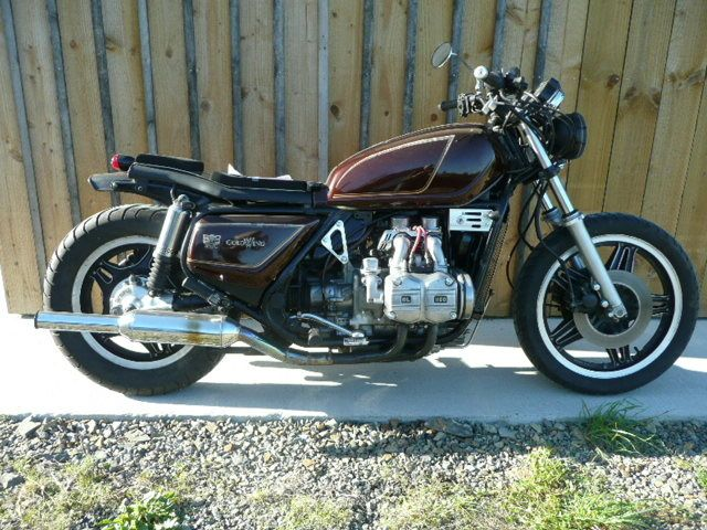 Goldwing 1100 Gl Cafe Racer 1stmotorxstyle Org