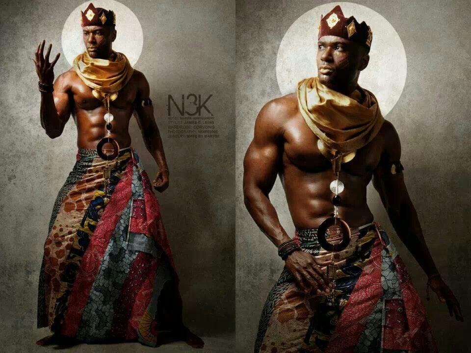 Warrior King | Portraits of AfricA | Pinterest