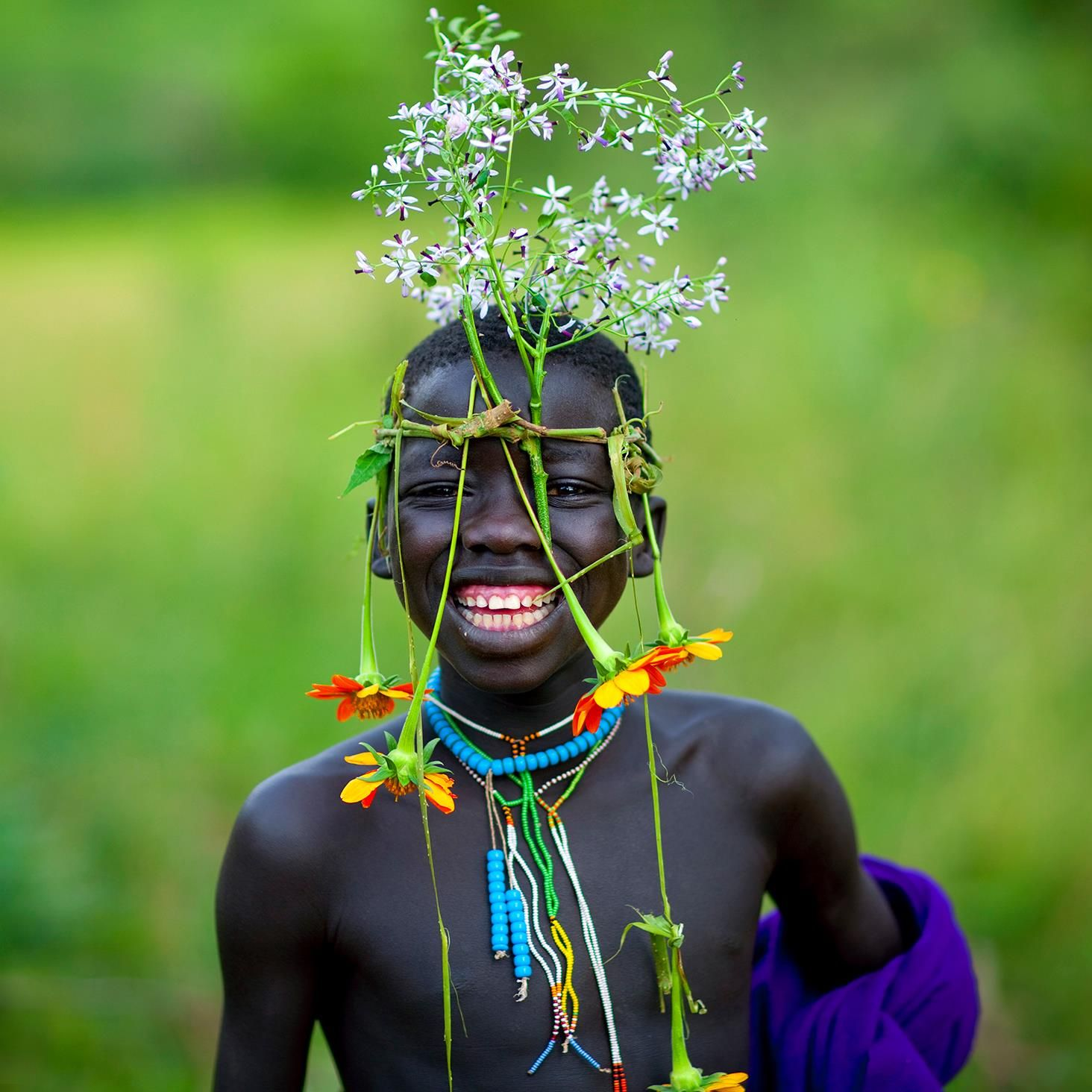 Surma tribe, Omo Valley, Ethiopia | CULTURES OF THE WORLD ...