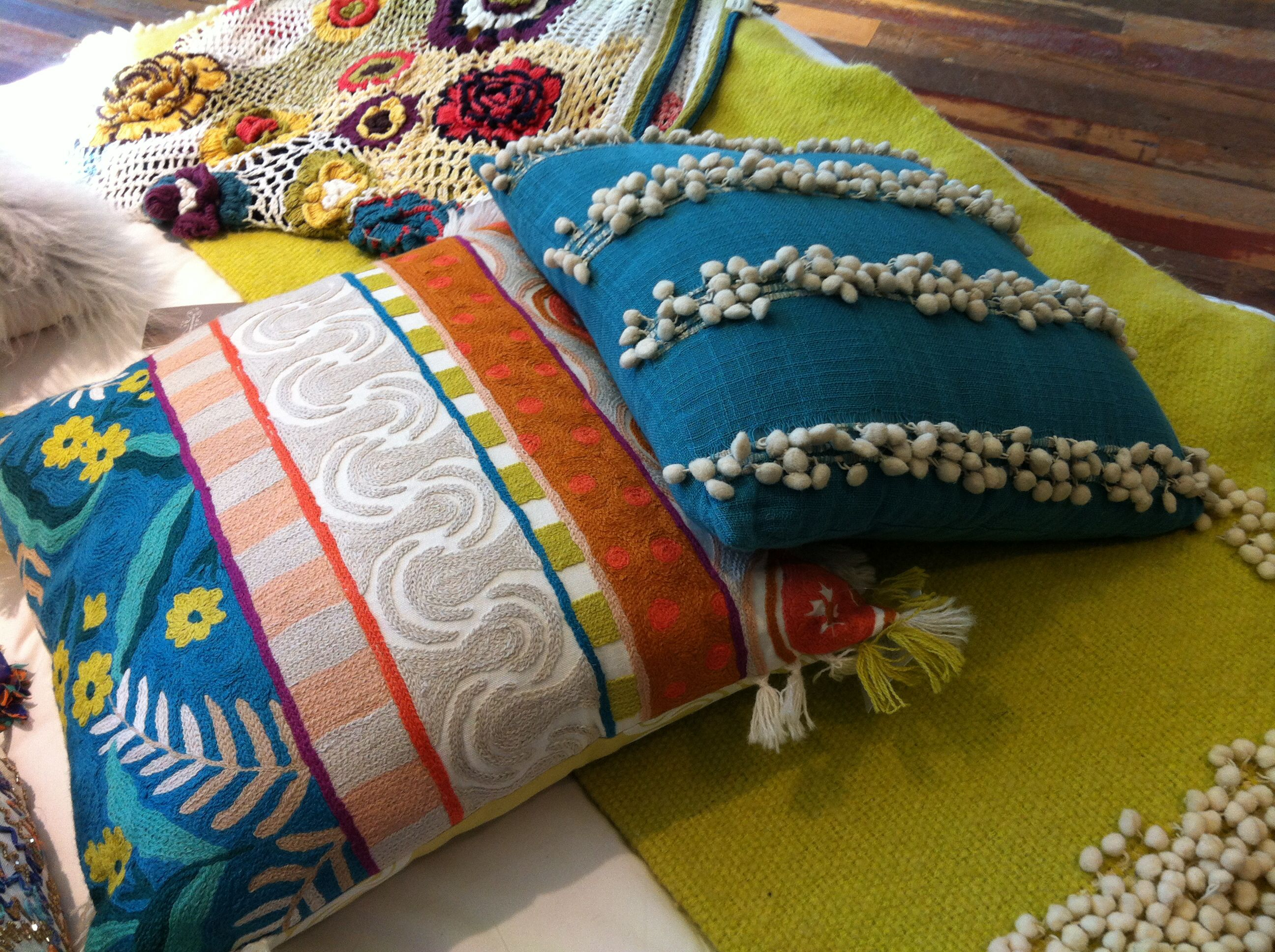 anthropologie pillows throws home pinterest. Black Bedroom Furniture Sets. Home Design Ideas