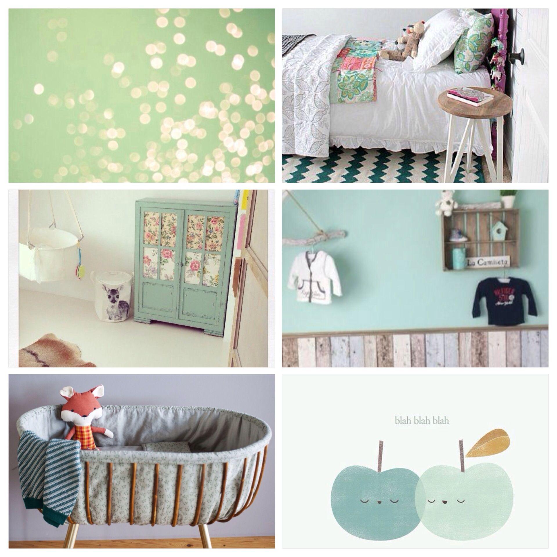 Kinderkamer idee  Baby  Pinterest