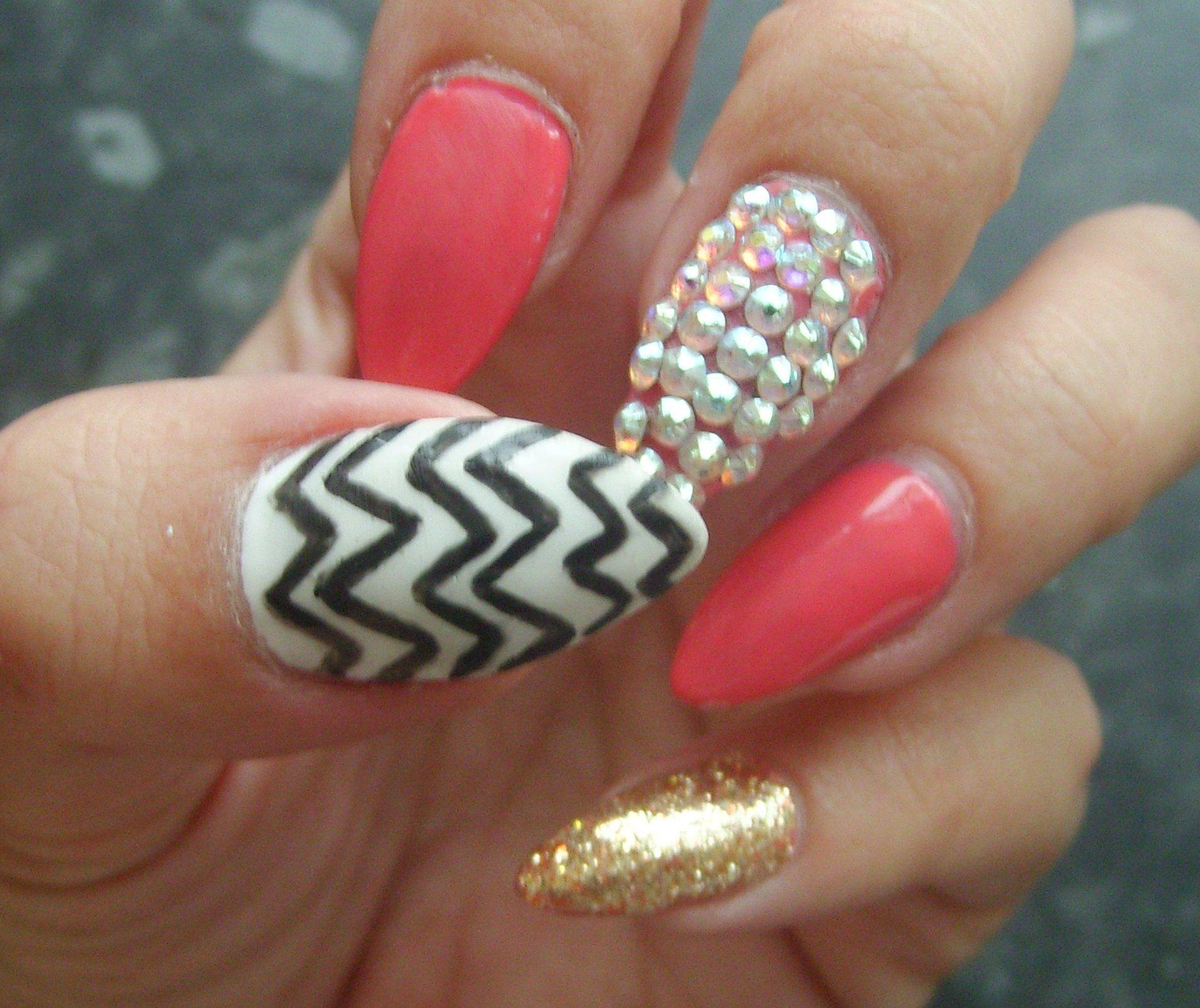 Pinterest Almond Nails | Joy Studio Design Gallery - Best Design