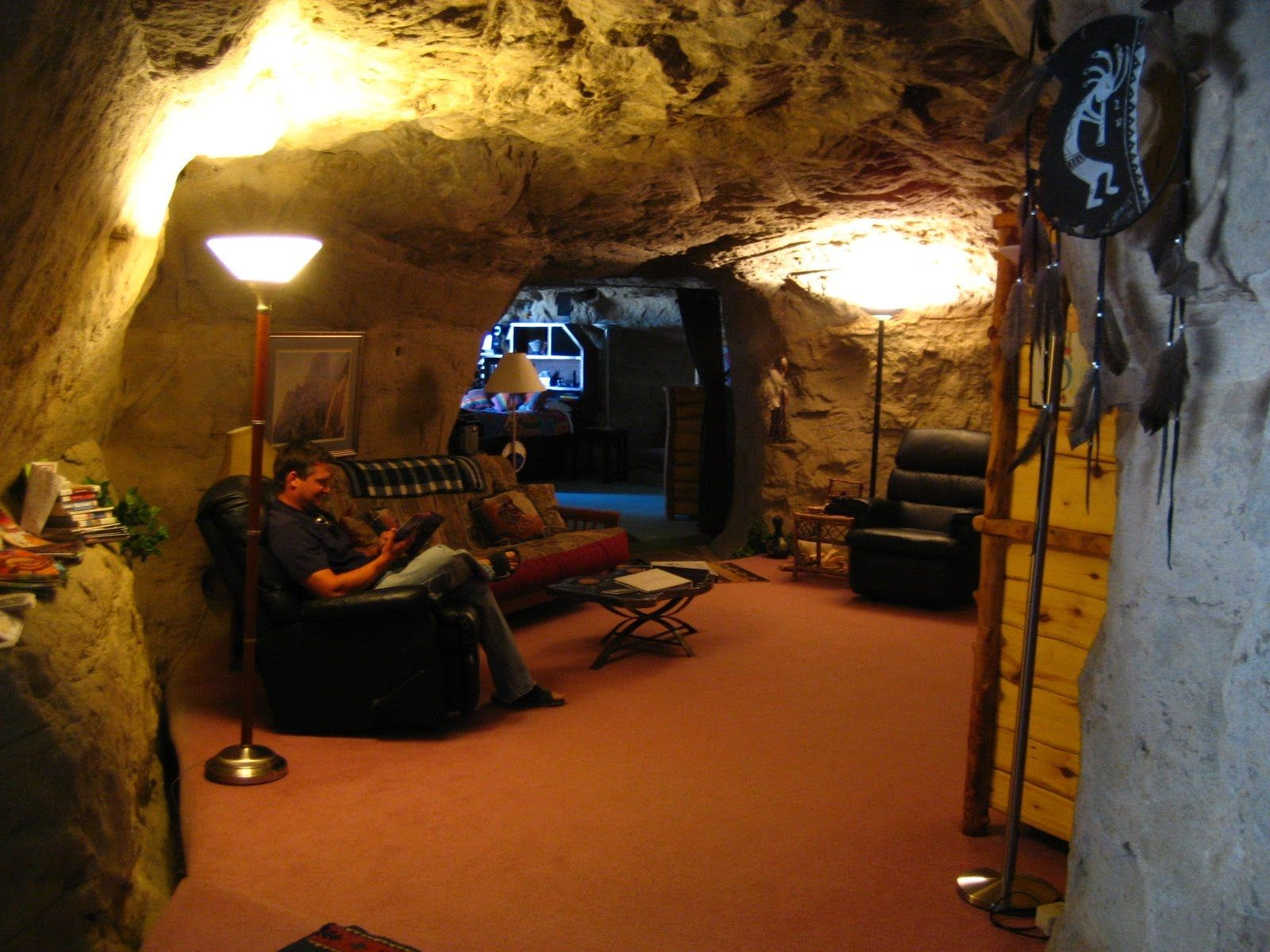 man cave The ultimate place to find all the ideas, designs, pictures, signs, stuff, products, and merchandise needed to outfit your man cave and your life.