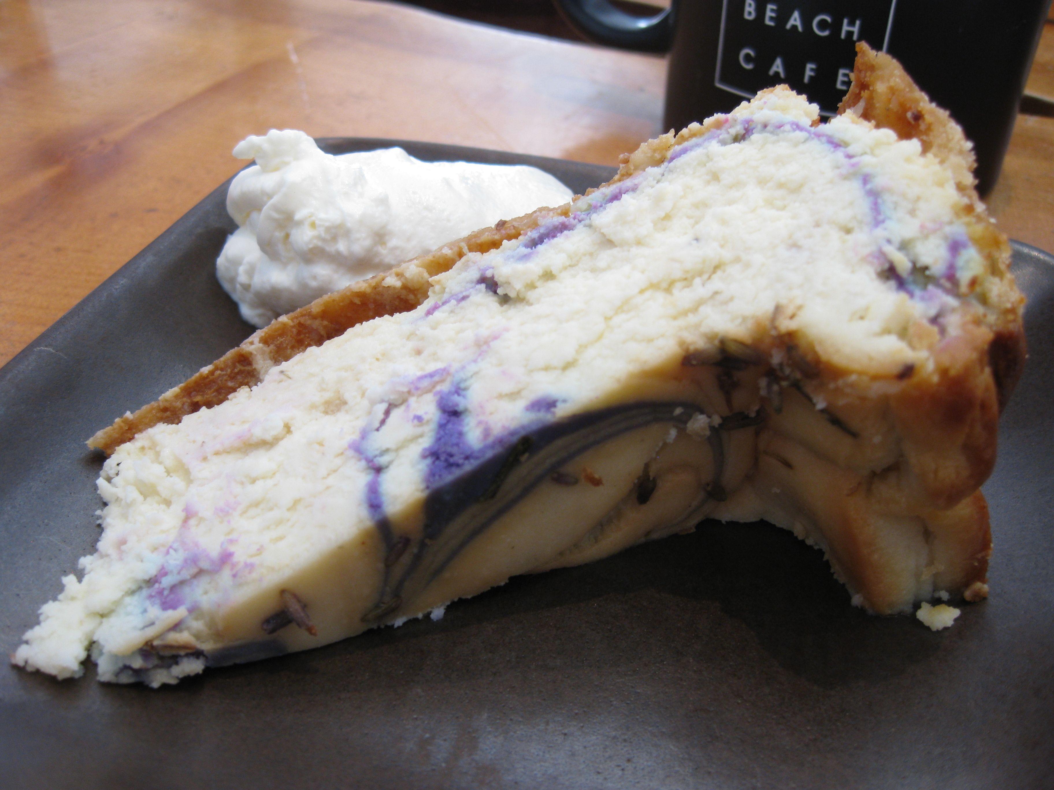 Honey Lavender Cheesecake | Yummy | Pinterest