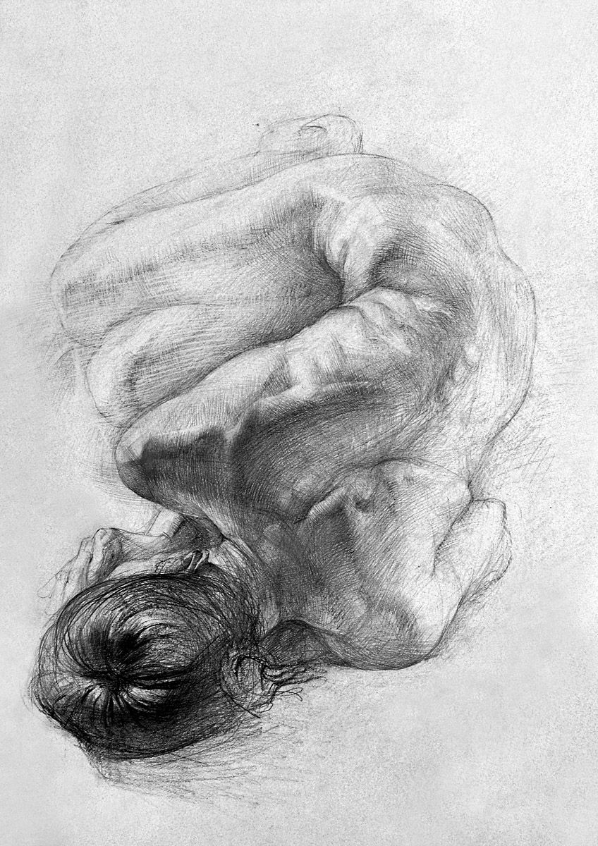 Рисунки Обнаженных Тел