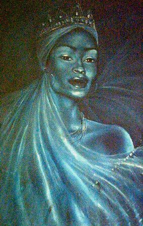 water spirit yemaja and watsu Yemoja (yoruba: yemọja) is a major water deity from the yoruba religion she is  an orisha and  in traditional yoruba culture and spirituality, yemọja is a mother  spirit patron spirit of women, especially pregnant women she is the patron deity .