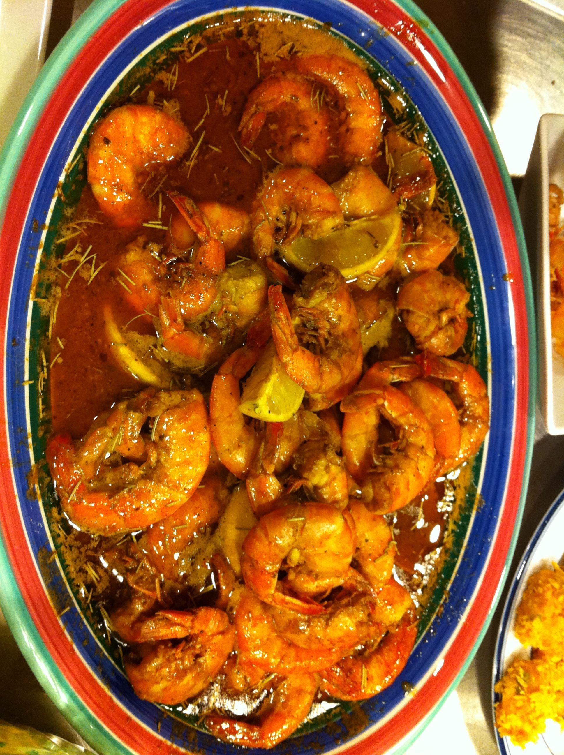 New Orleans Style BBQ Shrimp | CUISINE | Pinterest