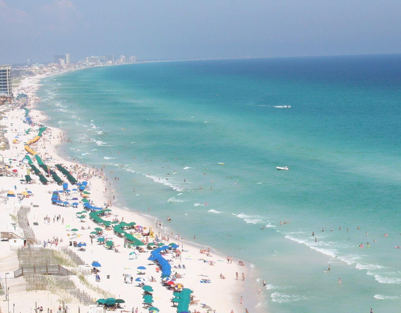 Destin Florida Miramar Beach Weather