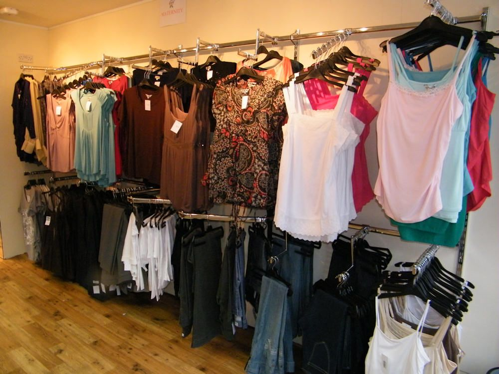 Starting up a vintage clothing store
