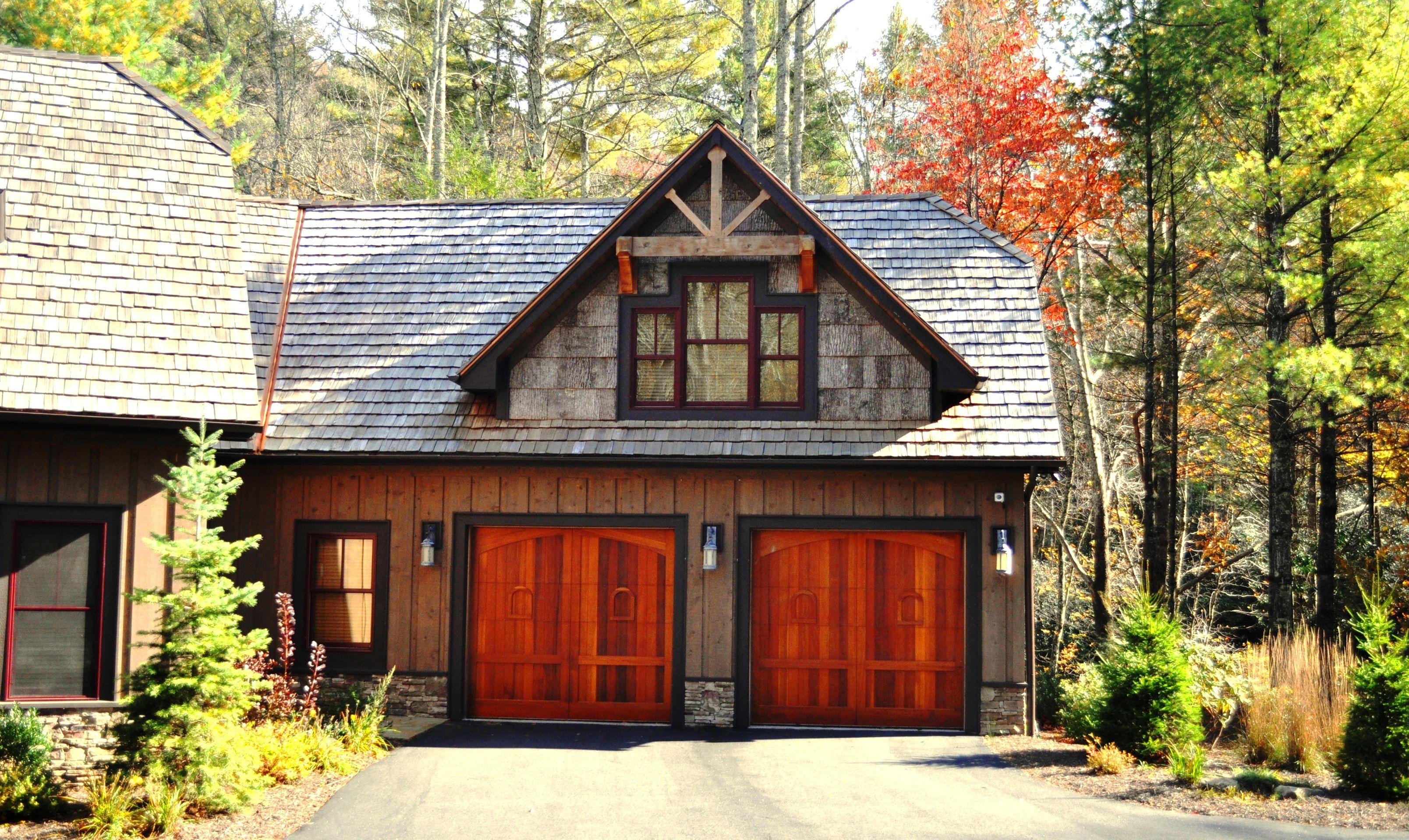 1918 #B73C14 Beautiful Garage Doors (VPC Builders) Rustic Wood Doors Pinterest pic Beautiful Garage Doors 38013216