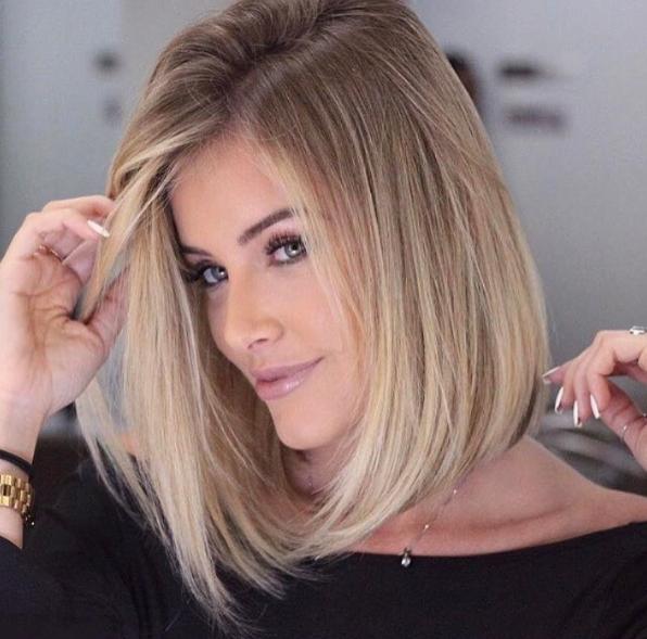 22 Simple Bob ( Lob) Hairstyles for Thin Hair – Easy Bob Haircuts for Women