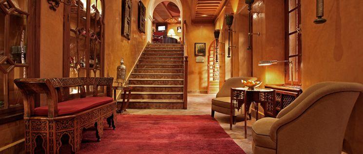 La maison arabe marrakech decor pinterest for Architecture maison arabe