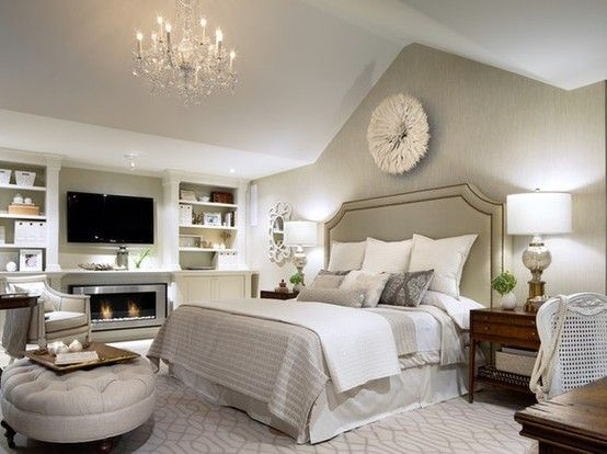 chandelier master bedroom pinterest