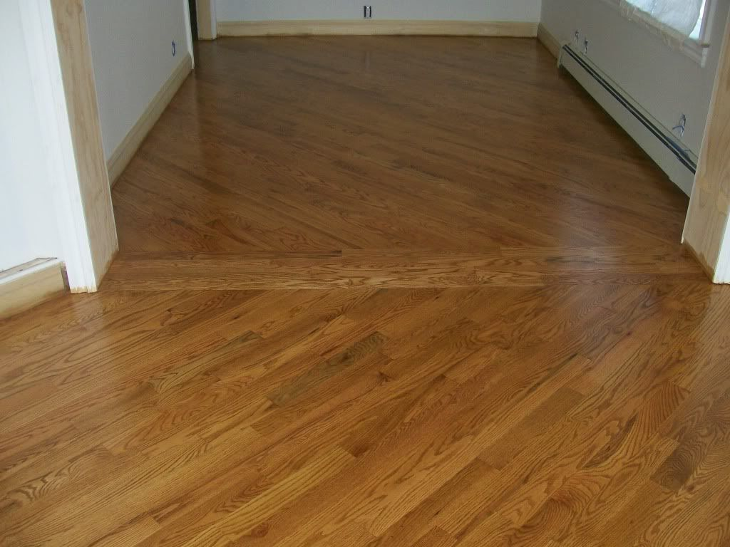 Old oak floor kitchen pinterest for Wood floor 90 degree turn
