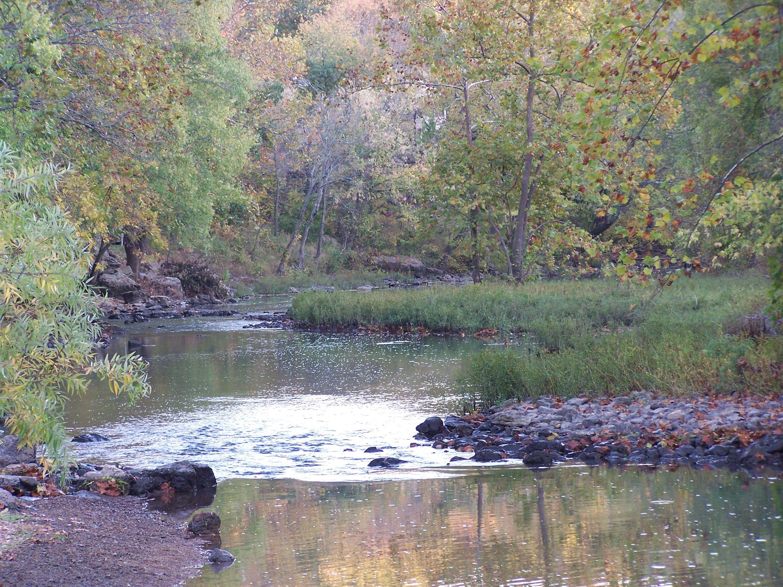 Down On Shoal Creek Joplin Missouri Joplin Mo