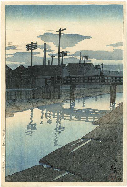 川瀬巴水の画像 p1_28