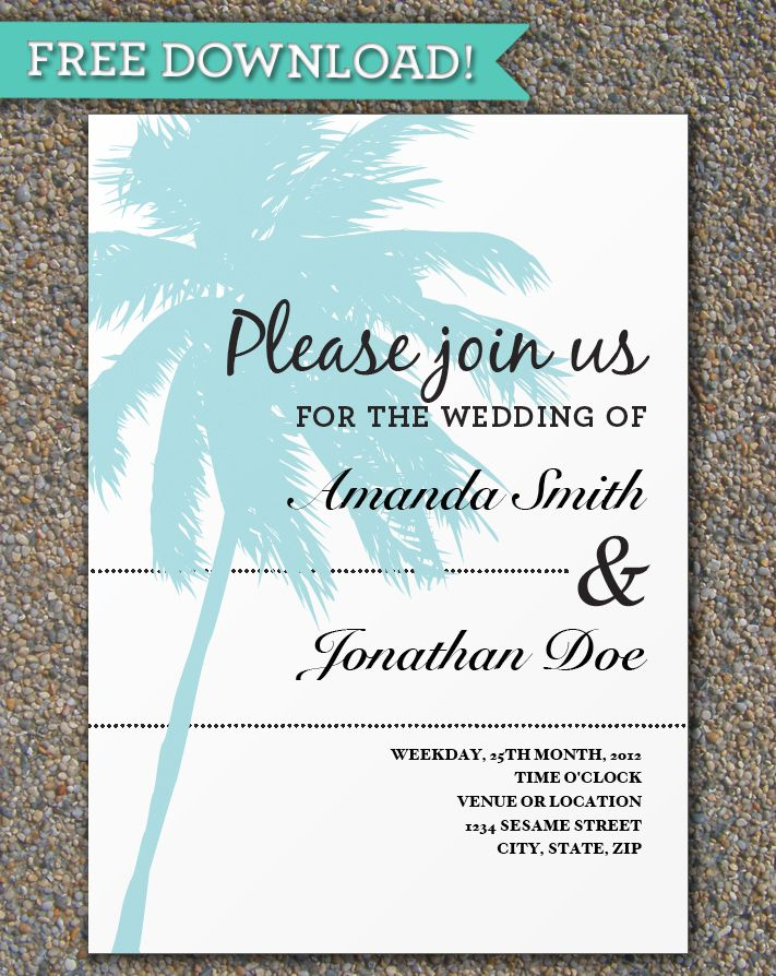 Free Party Invitations - All free Invitations