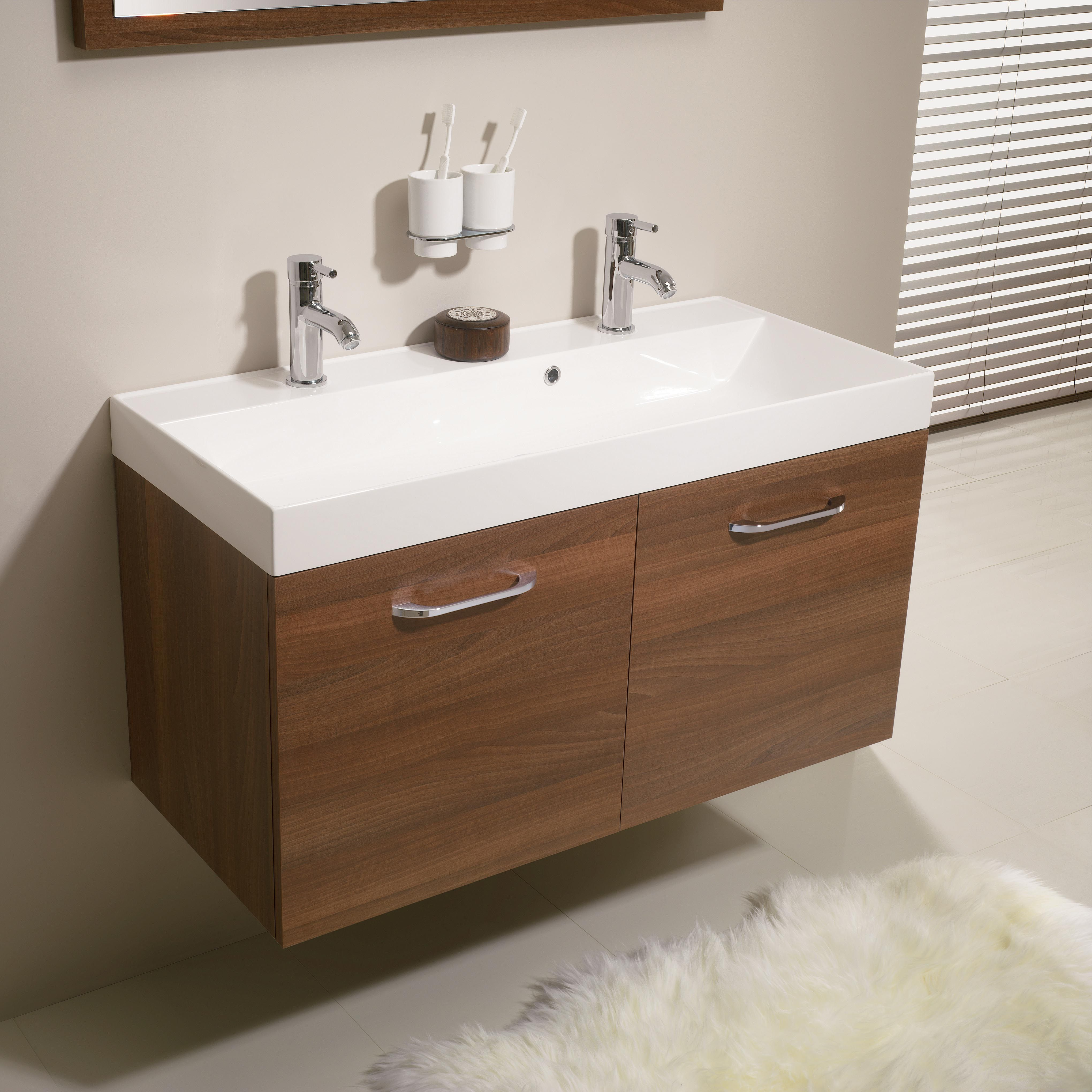 Elegant Bauhaus Bathroom Furniture  SquareMelon SquareMelon