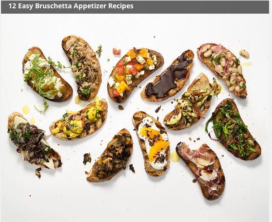Easy Bruschetta Recipes That Look Gourmet