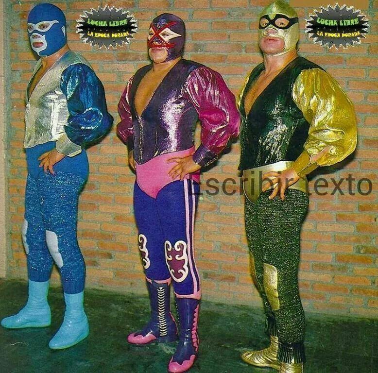 lucha libre mexicana | fantasias 2 | Pinterest