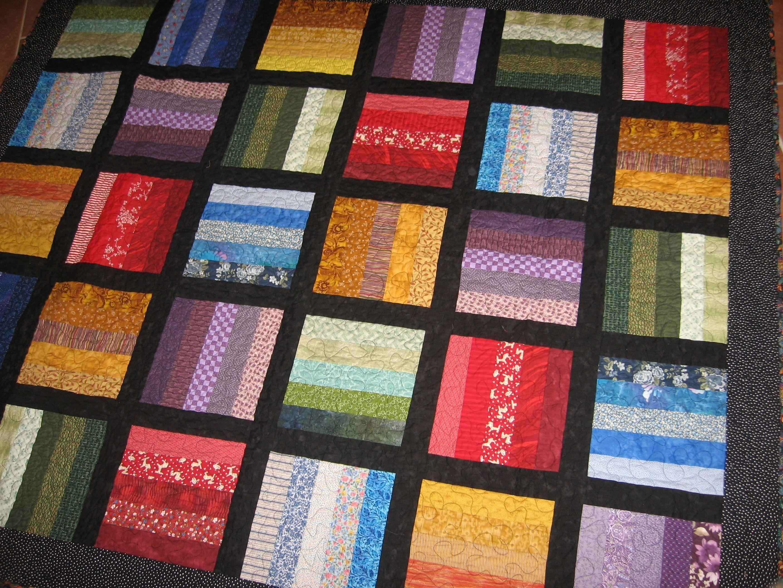 jellyroll strip quilts