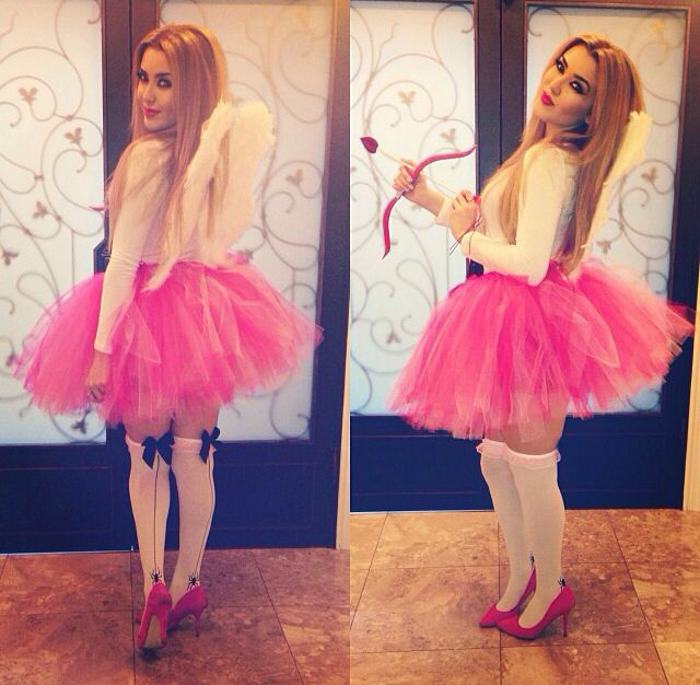Cute Cupid costume | Costumes/Rave Ideas | Pinterest