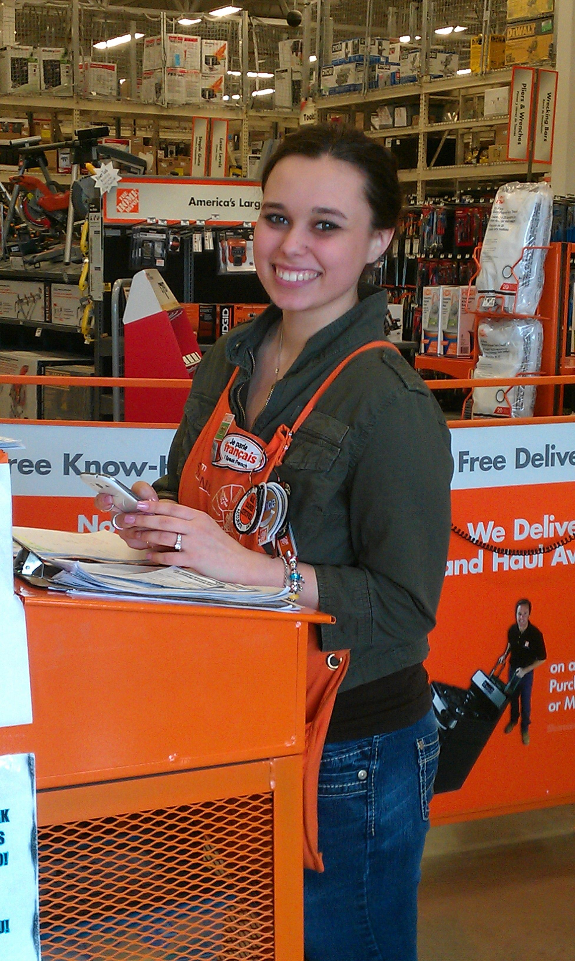 Home Depot Cashier 28 Images Shopping At To