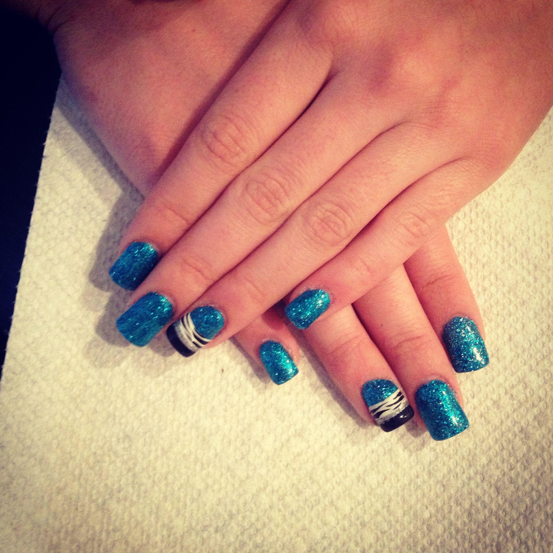 Wild nails | Nail Designs | Pinterest